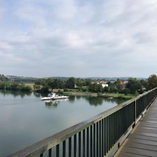 Eisenbahnbrücke Sinzing