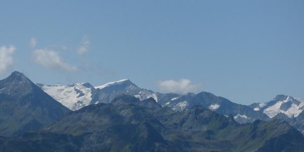 Dieser Ausblick in den Nationalpark Hohe Tauern