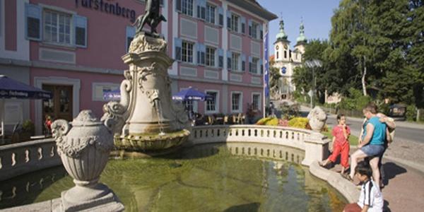 Dianabrunnen