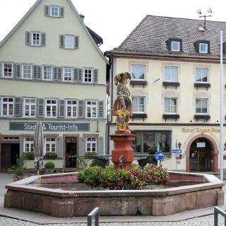Marktplatz Weil der Stadt
