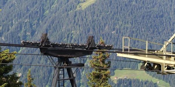 Hochjoch Bahn