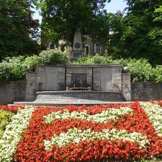 Stadtbrunnen am Hilchenbacher Marktplatz
