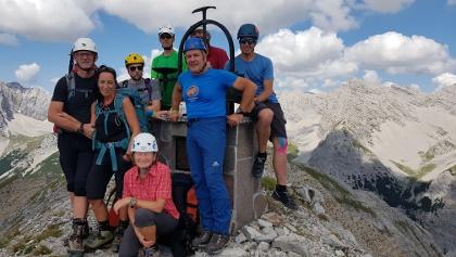 Gleirschtaler Brandjoch (2.374 m)