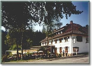 Mittelweg Etappe 2: Bad Wildbad - Besenfeld
