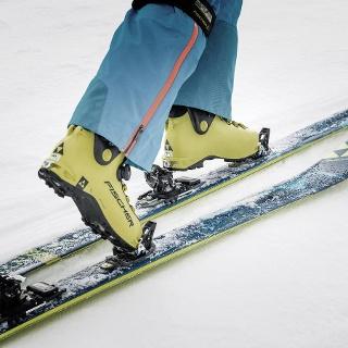 Skitourengehen im Skigebiet Snow Space Salzburg
