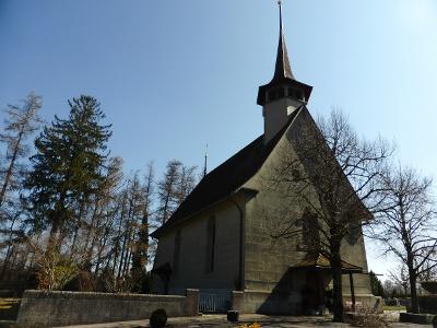 Kirche Bätterkinden