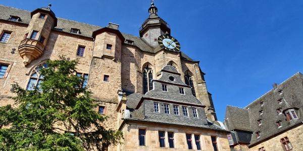 Marburg, Schloss