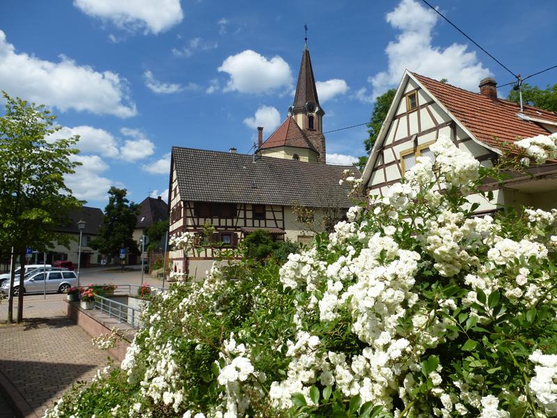 Michelbach Lindenplatz