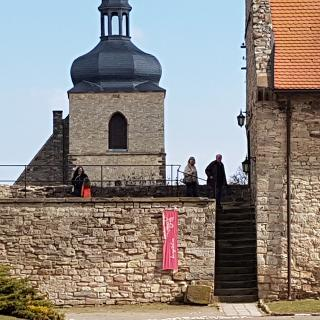 R52 Querfurt Burg Querfurt
