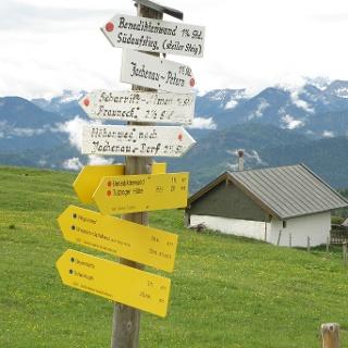 Bichler Alm 1438 m