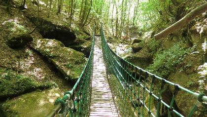 Hängebrücke Butzerbachtal