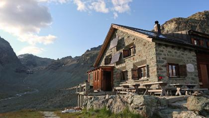 Jürg Jenatsch Hütte