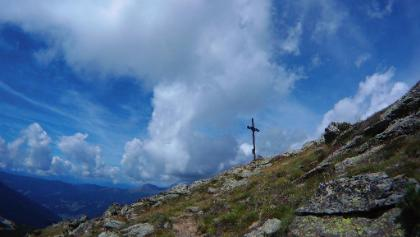 Blick auf's Rückersdorfer Kreuz