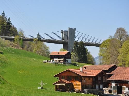 21 Prättigauer Route Radweg von Klosters nach Sargans