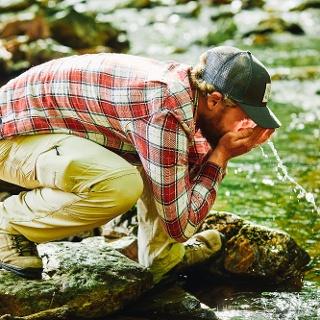 Wasser am Soonwaldsteig