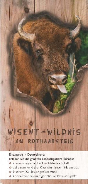 Wisent-Wildnis_Flyer