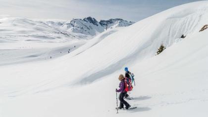 Schneeschuhtour Bonistock