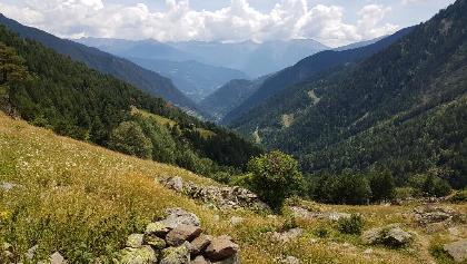 Outstanding scenery