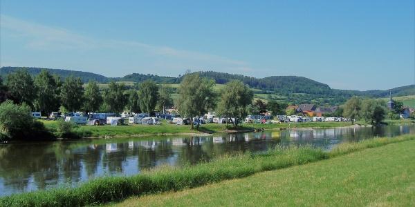 Weserbergland-Camping Heinsen