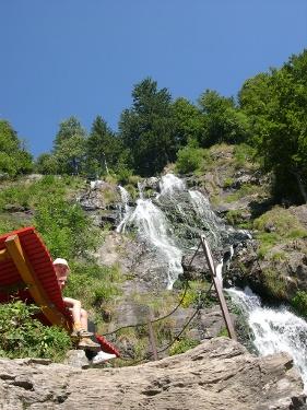 Rund um den Todtnauer Wasserfall