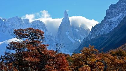 Ausblick vom Mirador del Cerro Torre