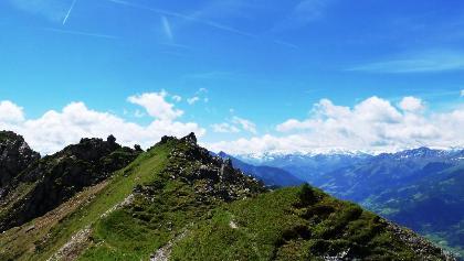 geführte Wanderung in Sankt Johann