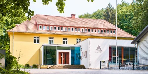 DJH Jugendherberge Porta Westfalica - Außenansicht