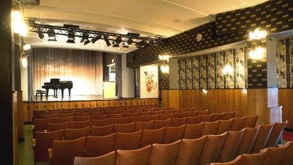 Das Heimhof Theater in Burbach