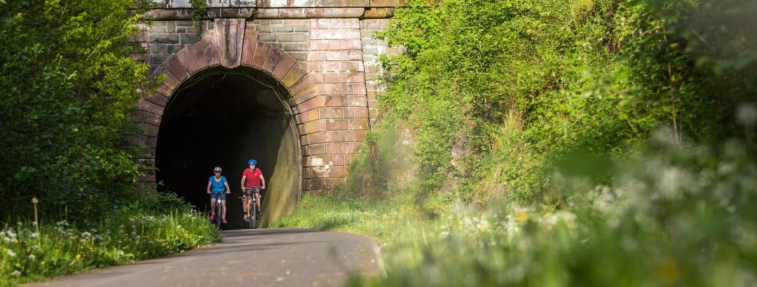 Radfahren rund um Freudenberg