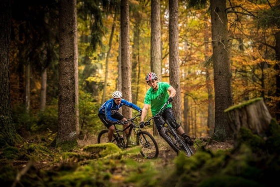 Flowtrail Bad Orb - Haseltal-Trail
