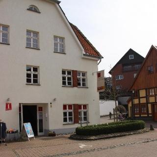 Touristinformation im Schinkenmuseum