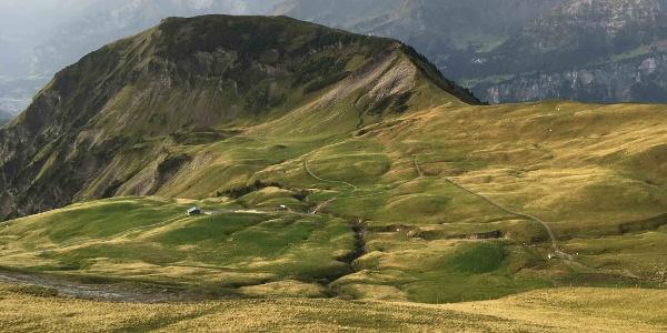 Obwaldner Höhenweg - Etappe 2