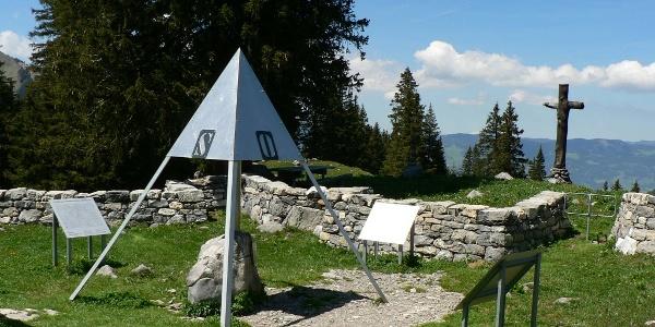 Obwaldner Höhenweg - Etappe 4