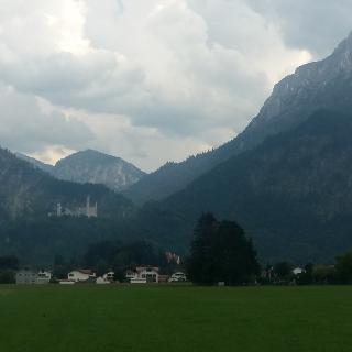 Schlösser Neuschwanstein und Hohenschwangau