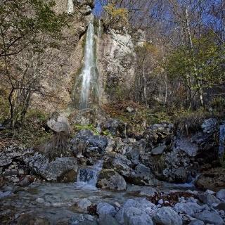 Wasserfall Sopota, Dreznica