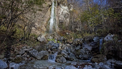 Waterfall Sopota, Dreznica