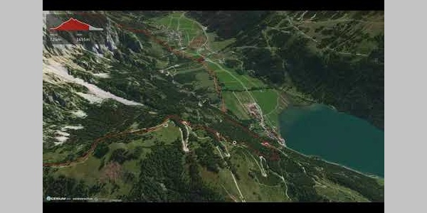 Klettersteig im Tannheimer Tal: Rote Flüh Überschreitung mit Friedberger Klettersteig