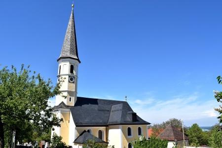 Kirche St. Bartholomäus Hittenkirchen