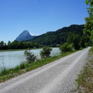 Innradweg West in Kiefersfelden