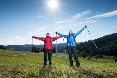 Schönwald - Barrierefreie Wanderung zum Schönbäche und zurück