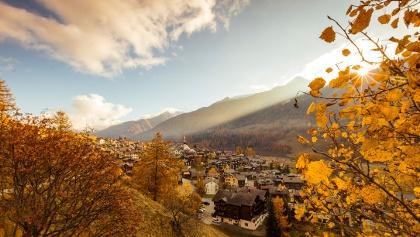 Herbstzeit in Obergoms