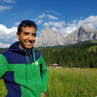 Guida di media montagna Patrick Stuflesser