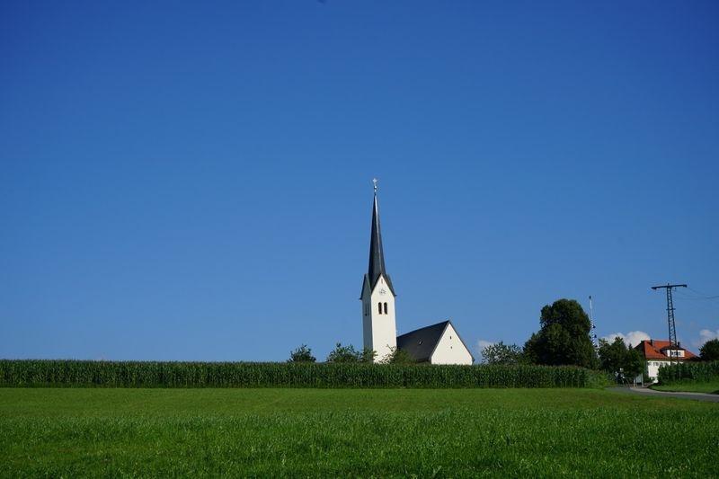 Wallfahrtskirche Maria Stern in Neukirchen am Simssee