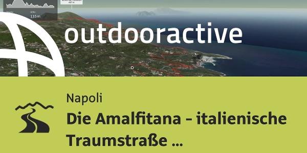 Interaktives 3D Erlebnis: Die Amalfitana - italienische Traumstraße zwischen Himmel und Meer