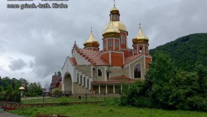 Jaremtsche - neue griechisch-katholische Kirche