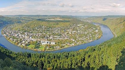 Moselschleife Traben-Trarbach