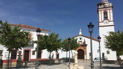 Plaza de Andalucia, Cortelazor.
