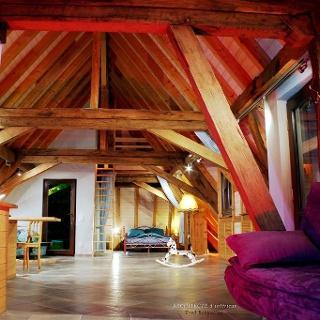 Ferienhaus Romantika, Raum aufteilbar