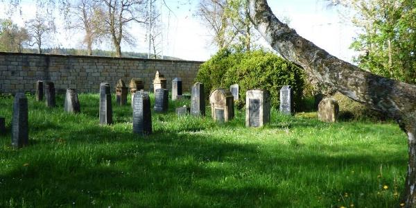 Jüdischer Friedhof Göllheim