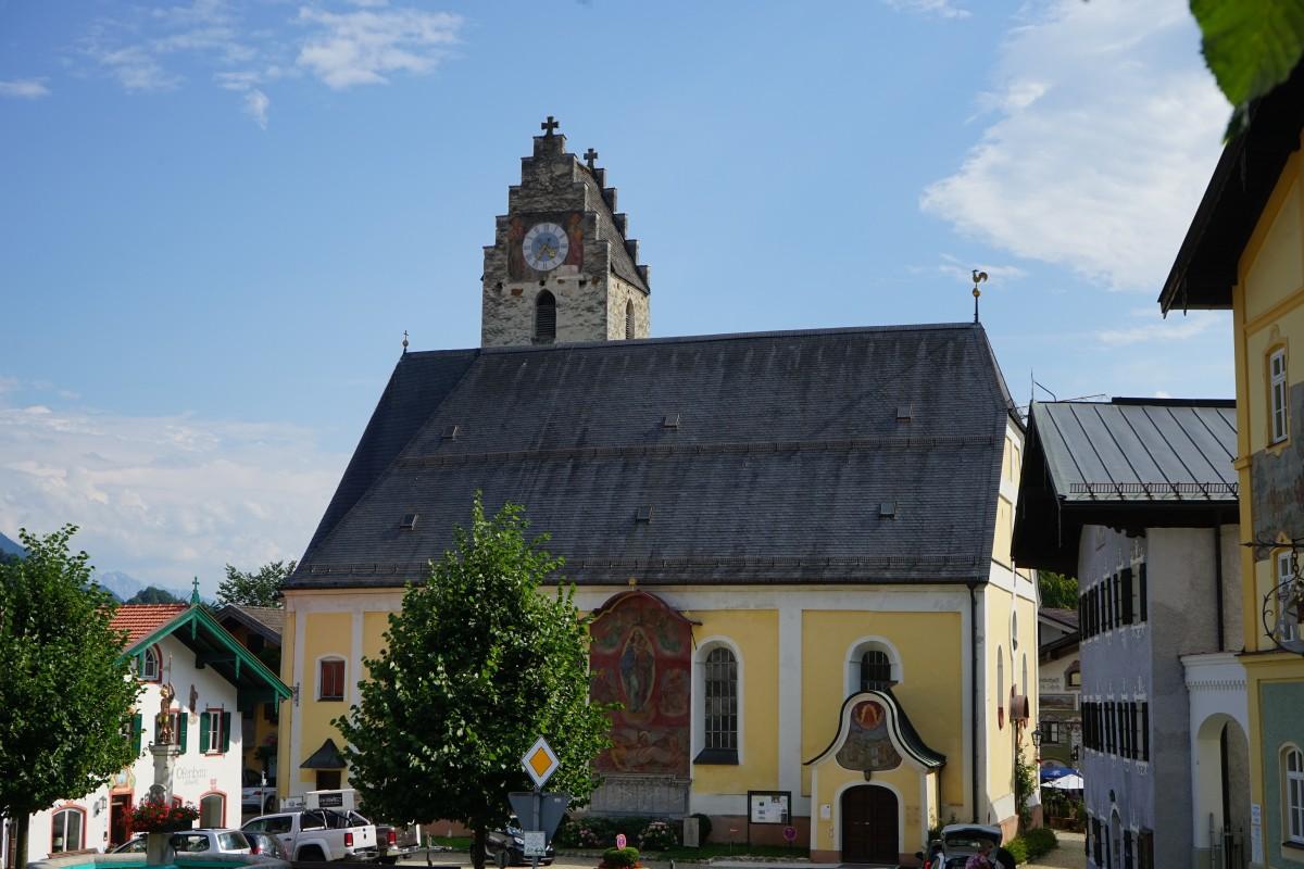 Kirche Neubeuern Mariä Empfängnis